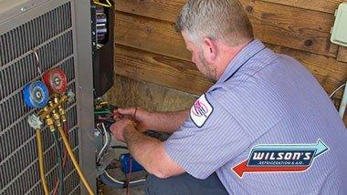 Heating & Air Technician Video Thumbnail