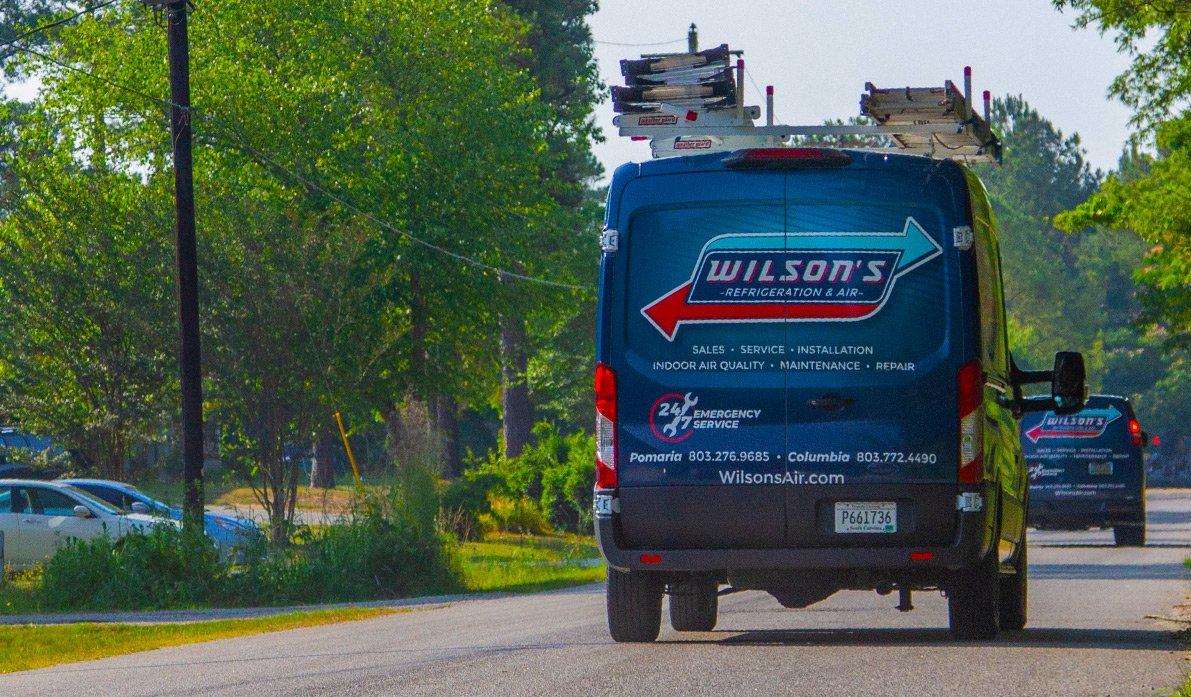 Wilson's Van