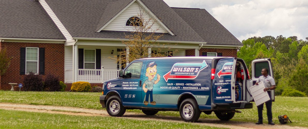 Wilson's Heating and Air Conditioning